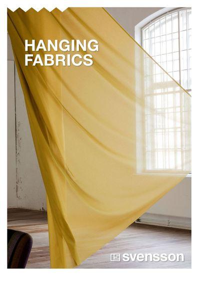 Hanging Fabrics 2017