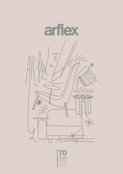 Arflex Catalogue 2017