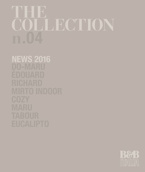 The Collection News 2016
