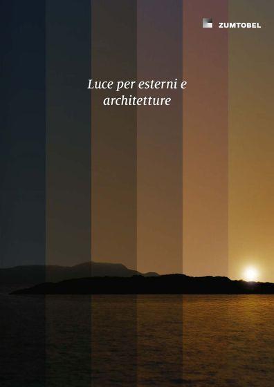 Luce per esterni e architetture