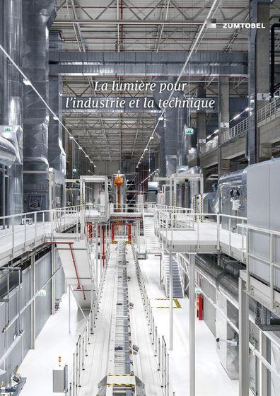 La lumière pour l'industrie et la technique