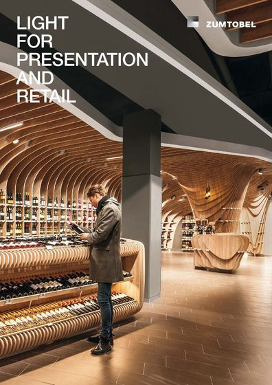 LIGHT FOR PRESENTATION AND RETAIL