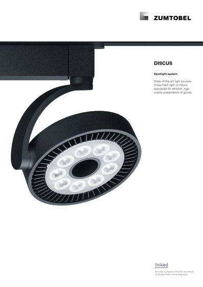 DISCUS | Spotlight system