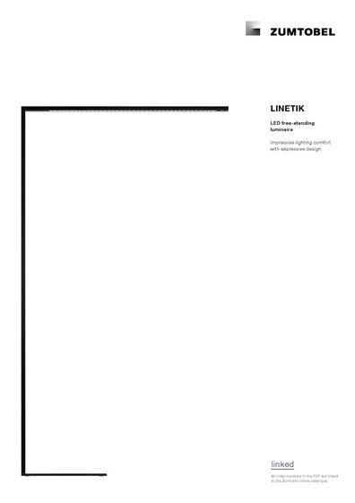 LINETIK | LED free-standing luminaire