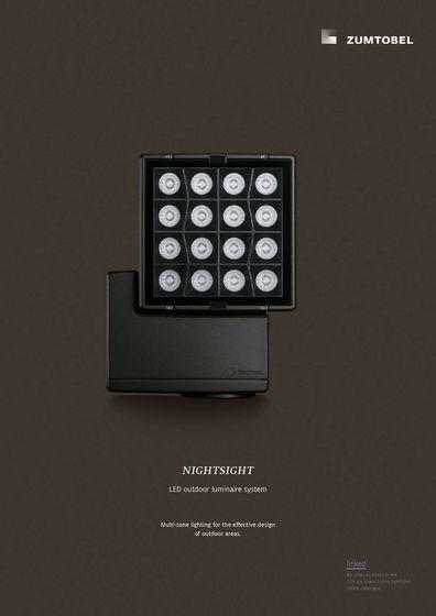 NIGHTSIGHT | LED outdoor luminaire system