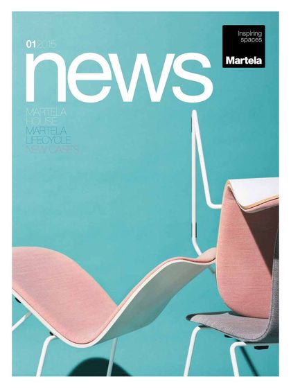 Martela News 2015