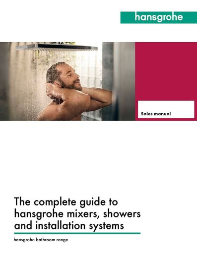 hansgrohe Salesbook Bath 2017