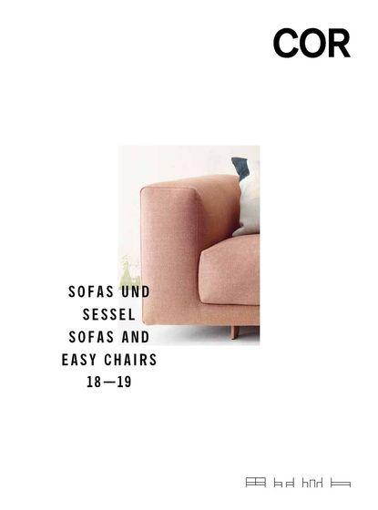 Sofas and easy chairs 2018/19
