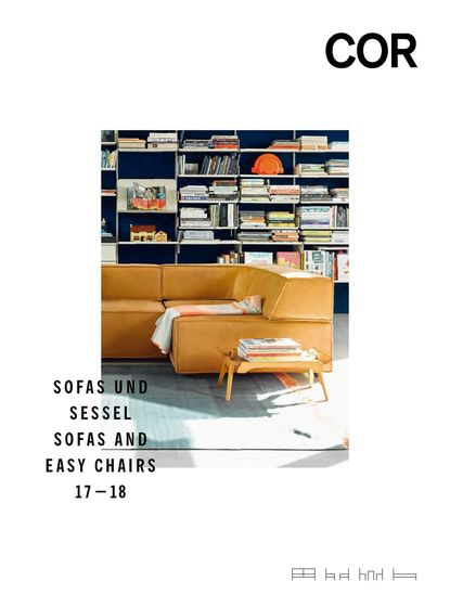Sofas and easy chairs 2017/18
