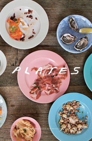 HAY Plates Kitchen Market