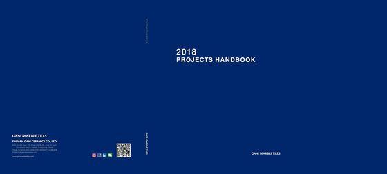 PROJECTS HANDBOOK 2018