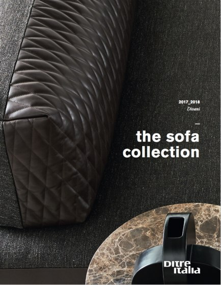 sofa collection 2017-2018