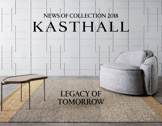 News of Collection 2018
