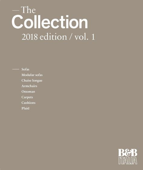 The Collection 2018 Vol. 1