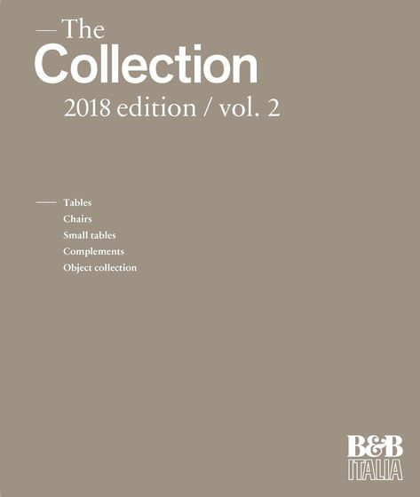The Collection 2018 Vol. 2