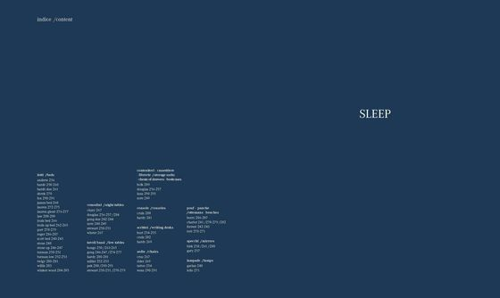 Fullbook Sleep 2016