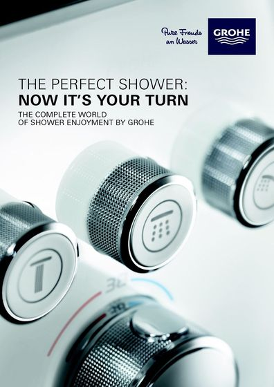 Grohe Shower Brochure