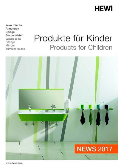 HEWI - Produkte für Kinder