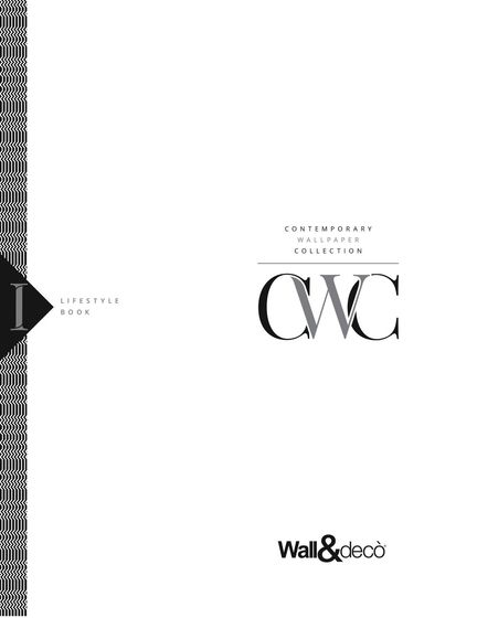 CWC Lifestylebook Vol. 1