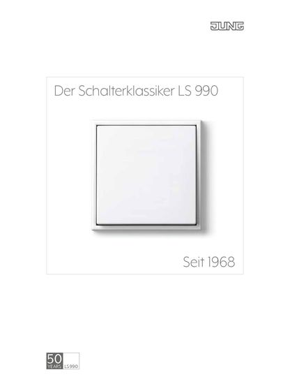 Der Schalterklassiker LS 990