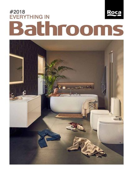Everything in Bathrooms 2018