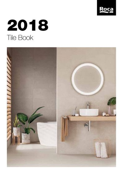 Tiles Book General Catalogue 2018