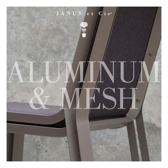 Aluminum & Mesh