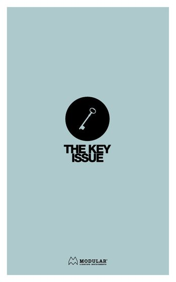 The Key Issue