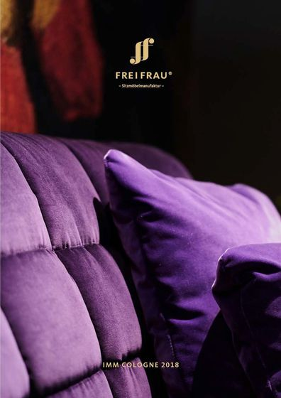 Freifrau IMM Cologne 2018