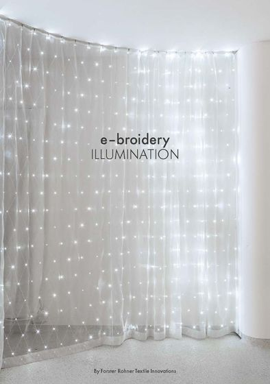 e-broidery Illlumination