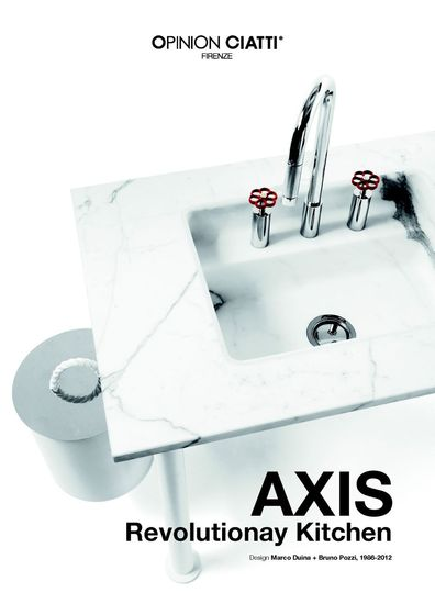 AXIS Revolutionary Kitchen