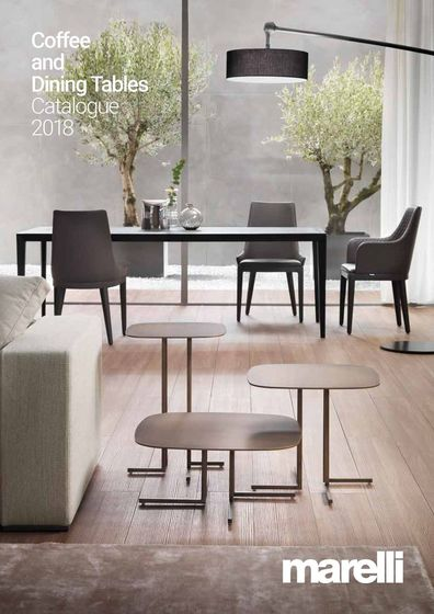 Coffee & Dining Tables 2018