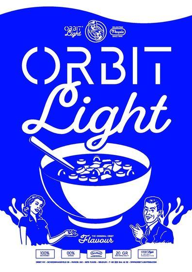 Orbit Catalogue 14 – The Original Orbit Flavour
