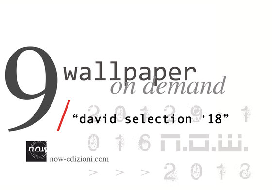 "Wallpaper On Demand ""david selection '18"""
