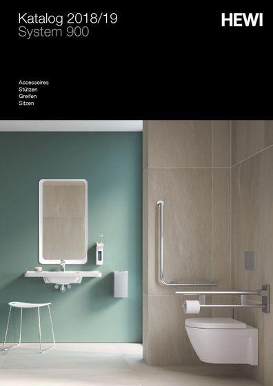 HEWI - Katalog 2018/19 System 900