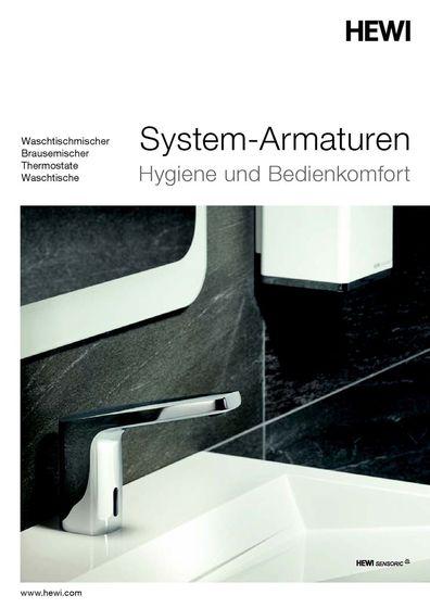 HEWI - System-Armaturen