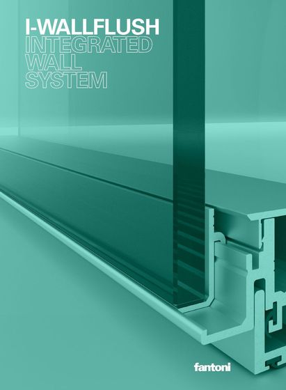 I-Wallflush | Integrated Wall System