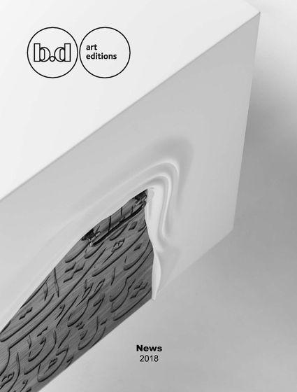 BD Art Editions News Milan 2018