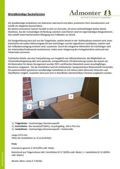 admonter kataloge architonic. Black Bedroom Furniture Sets. Home Design Ideas