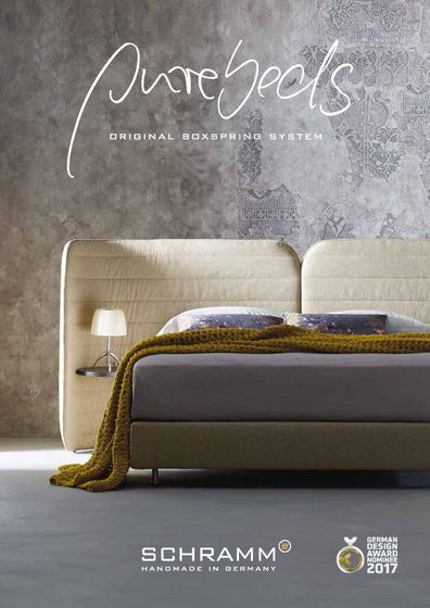 schramm products collections and more architonic. Black Bedroom Furniture Sets. Home Design Ideas