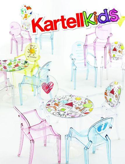 Kartell alles von kartell online finden architonic - Kartell boutique paris ...