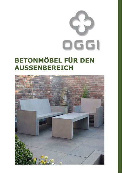 oggi beton produkte kollektionen mehr architonic. Black Bedroom Furniture Sets. Home Design Ideas