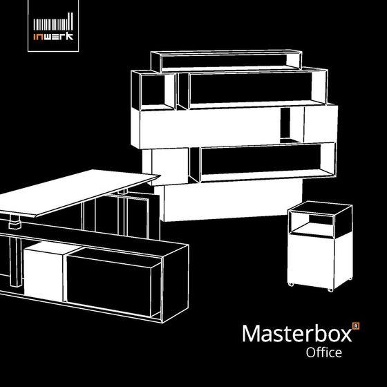 inwerk produkte kollektionen mehr architonic. Black Bedroom Furniture Sets. Home Design Ideas