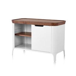 Airia Desk and Media Cabinet