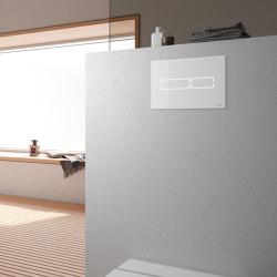 WC-Betätigungsplatten