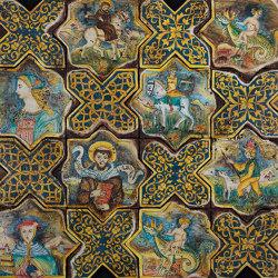 Medioevo   Fresco Decorations