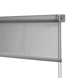 Metal chain drive roller blinds