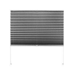 Pleated blinds (braced)