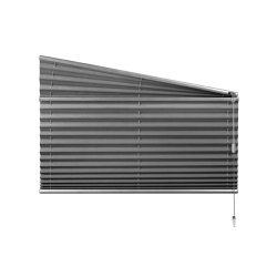 Pleated blinds (cord drive and semicircle special types)