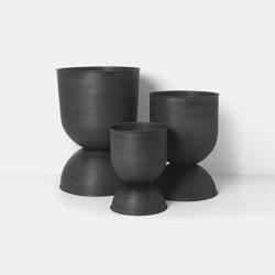 Hour Glass Pots